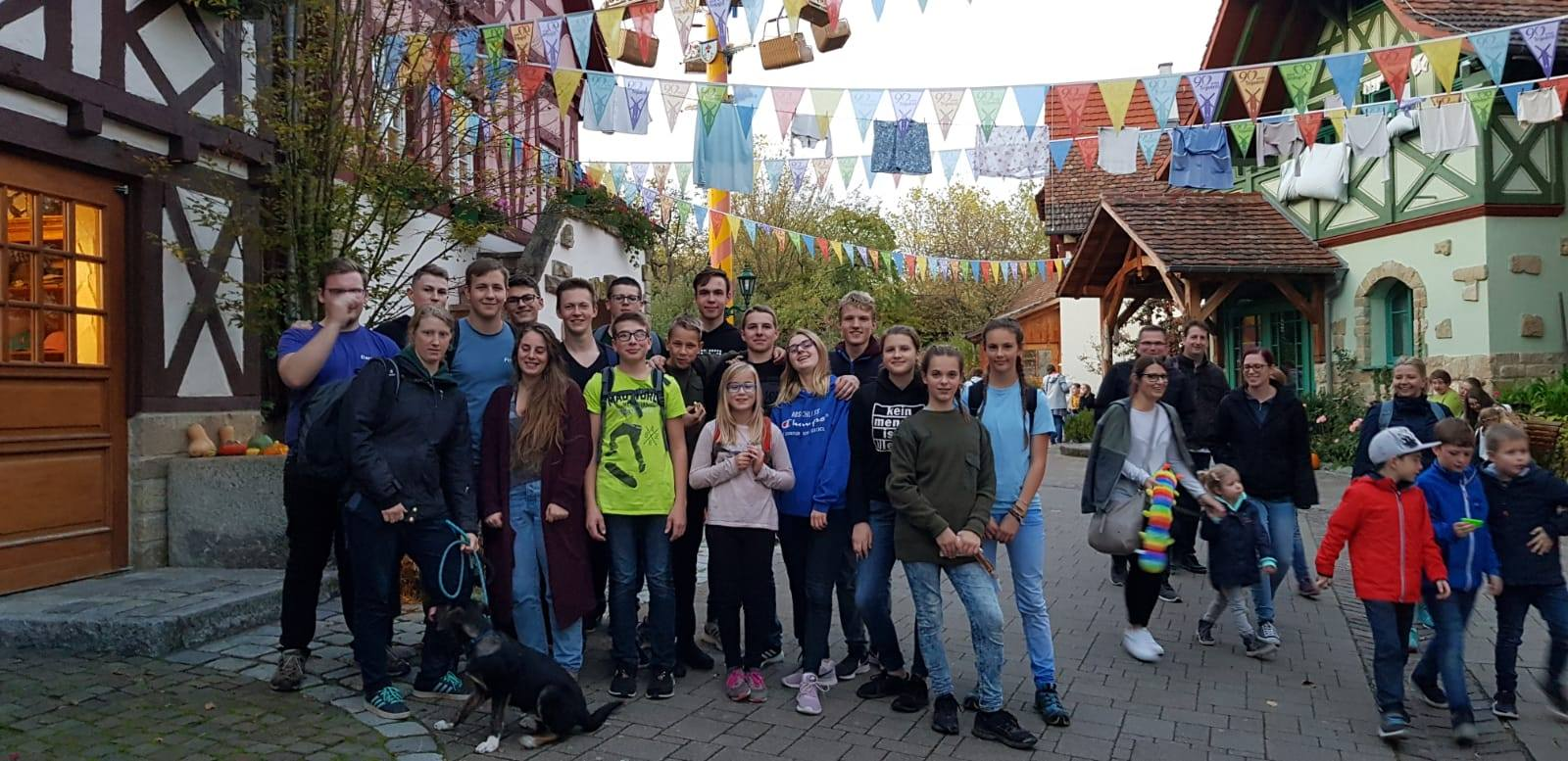 Jugend-Ausflug Tripsdrill 2019