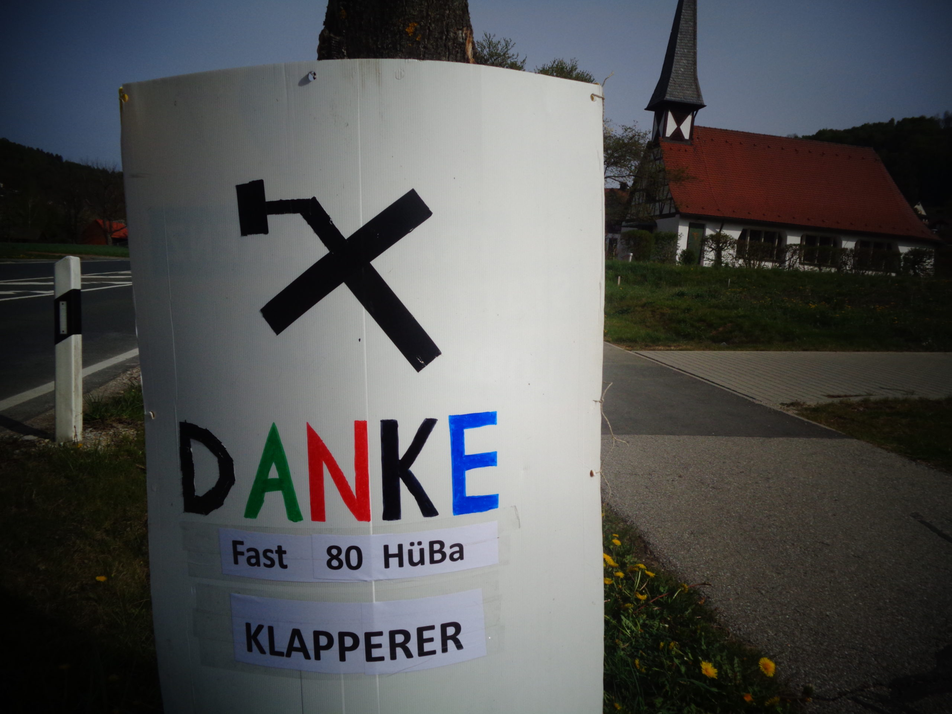 Hüttenbacher Klapperer 2020