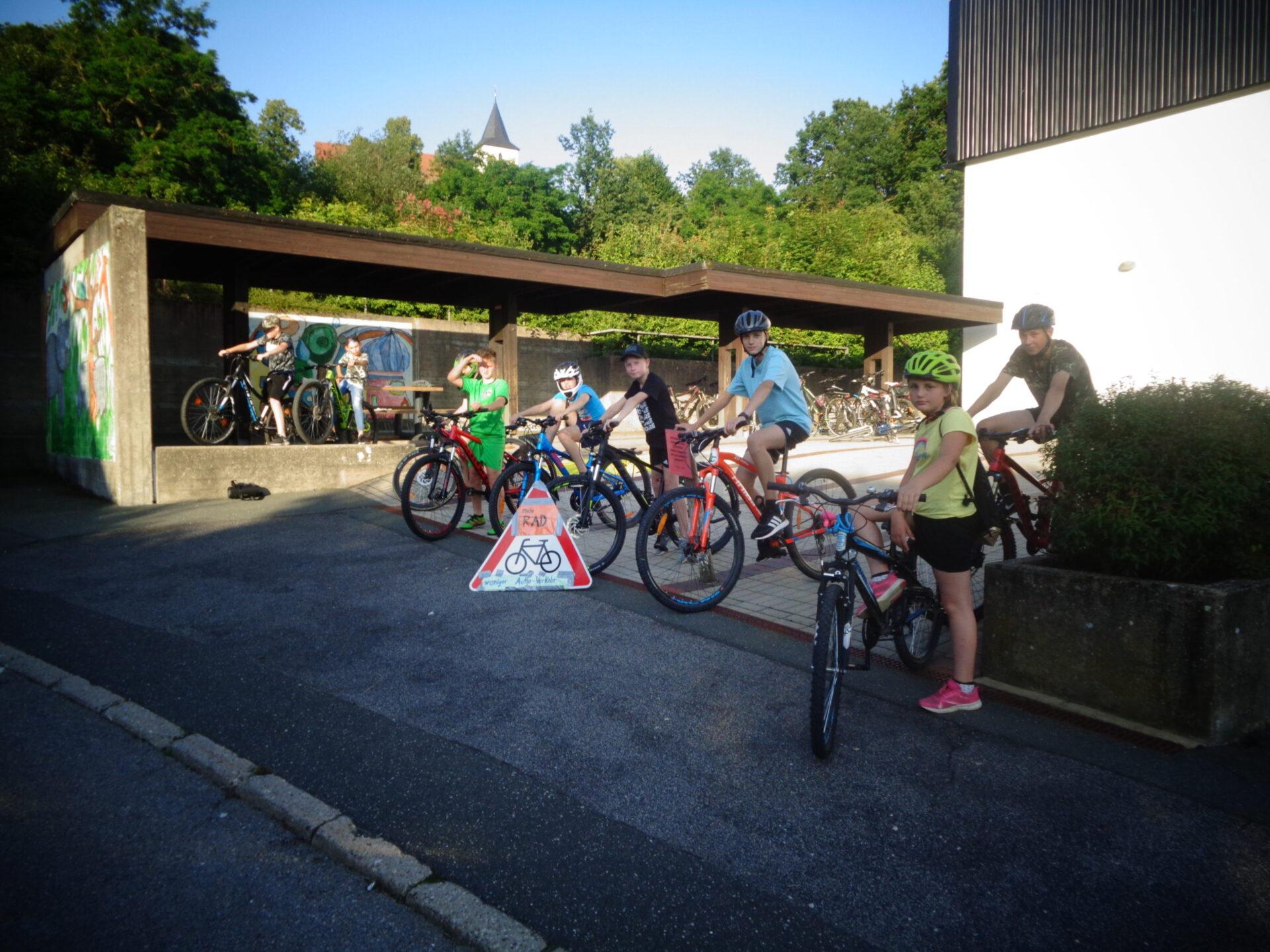 Bühl-Biker on Tour